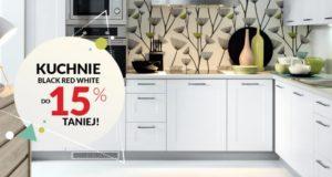 Black Red White Wyprzedaże Rabaty Promocje Mebli 2019